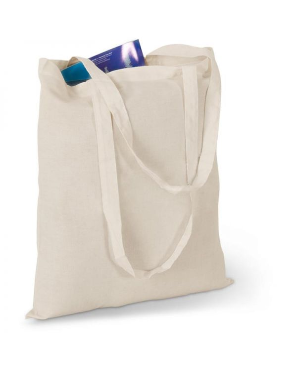 Cottonel Shopping Bag With Long Handles