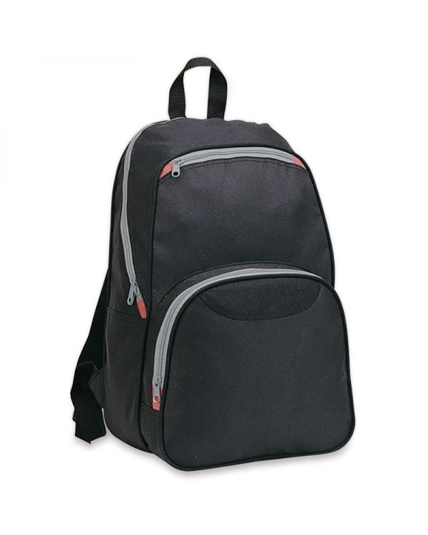 Ronda Backpack With Outside Pockets