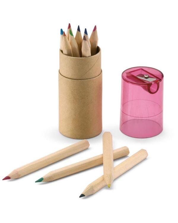 Lambut 12 Coloured Pencils