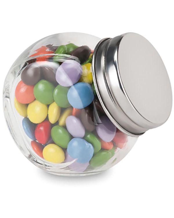 Chocky Chocolates In Glass Holder