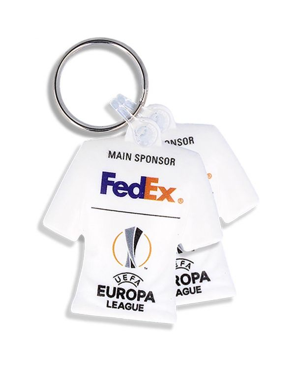 Recycled 3D Shirt Shape Keyring