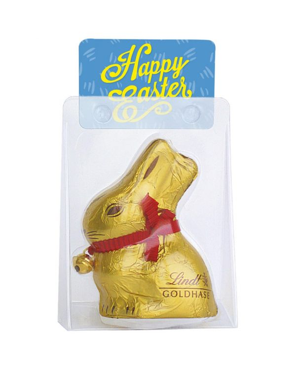 Easter - Lindt Chocolate Bunny