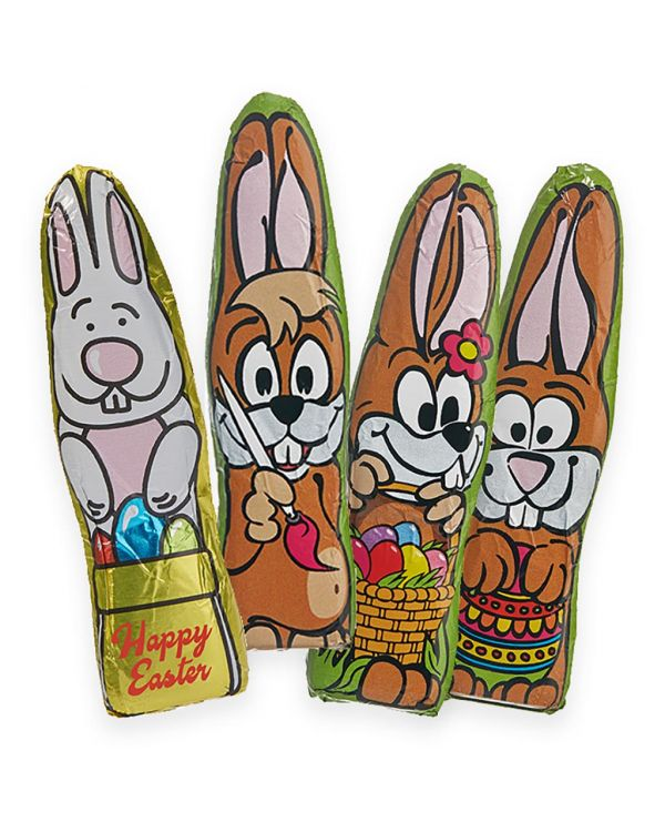 Easter - Chocolate Characters - Mini