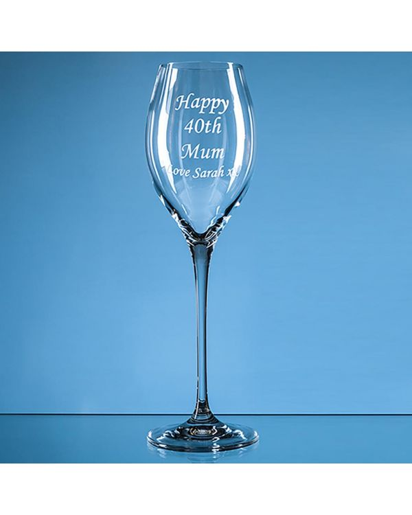 280ml Infinity Prosecco Glass