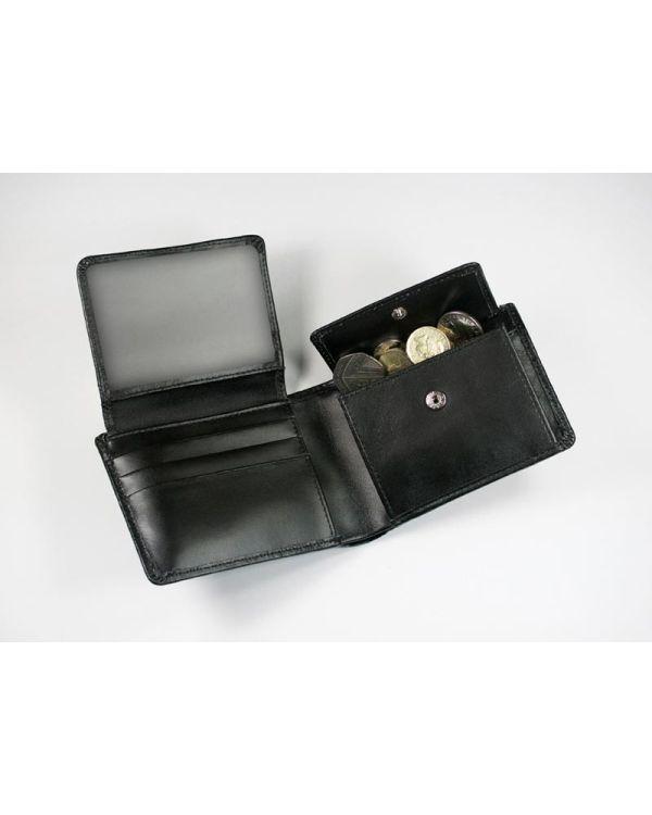 Malvern Coin Tray Wallet