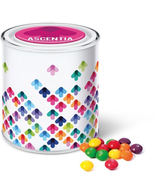 Large Paint Tin - Skittles