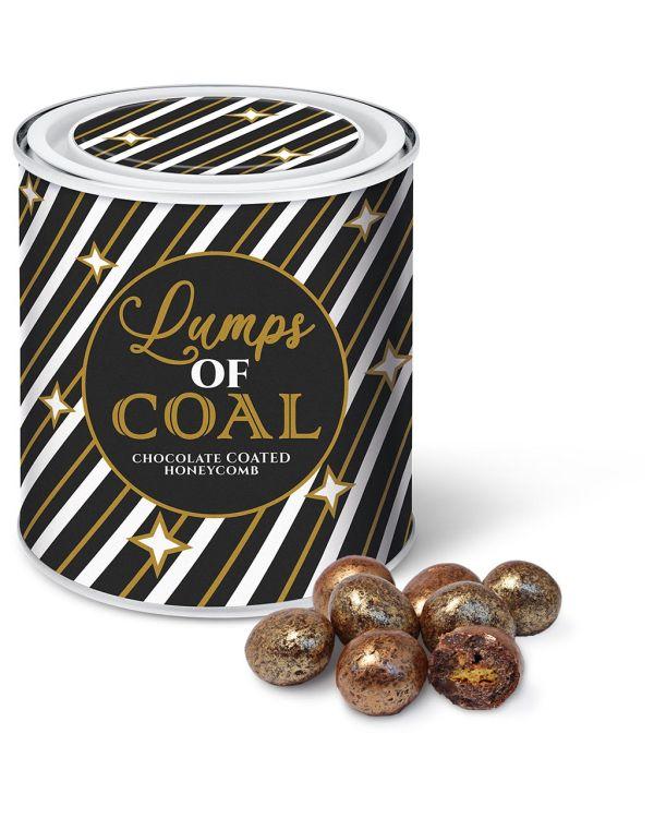 Winter Collection 2020 - Christmas Tin - Lumps of Coal