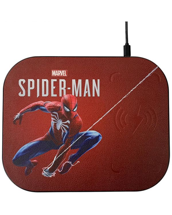 Mouse mat with Wireless Charging Pad