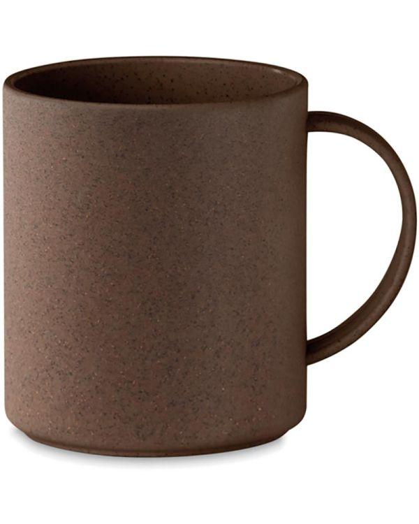 Brazil Mug In Coffee Husk/ PP 300ml