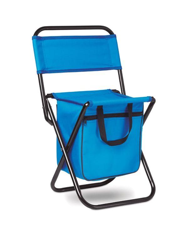 Sit & Drink Foldable 600D Chair/Cooler
