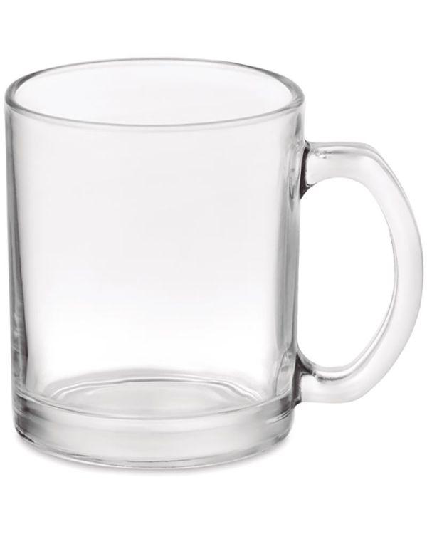 Sublimgloss Glass Sublimation Mug 300ml