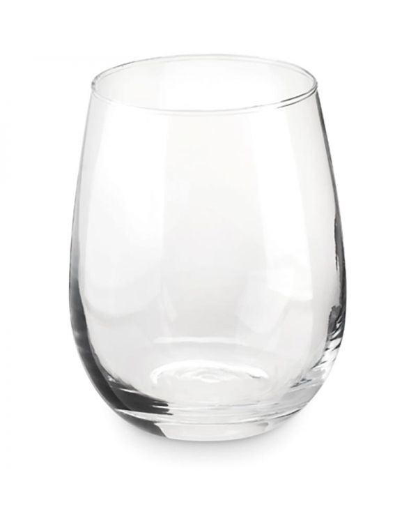 Bless Stemless Glass In Gift Box