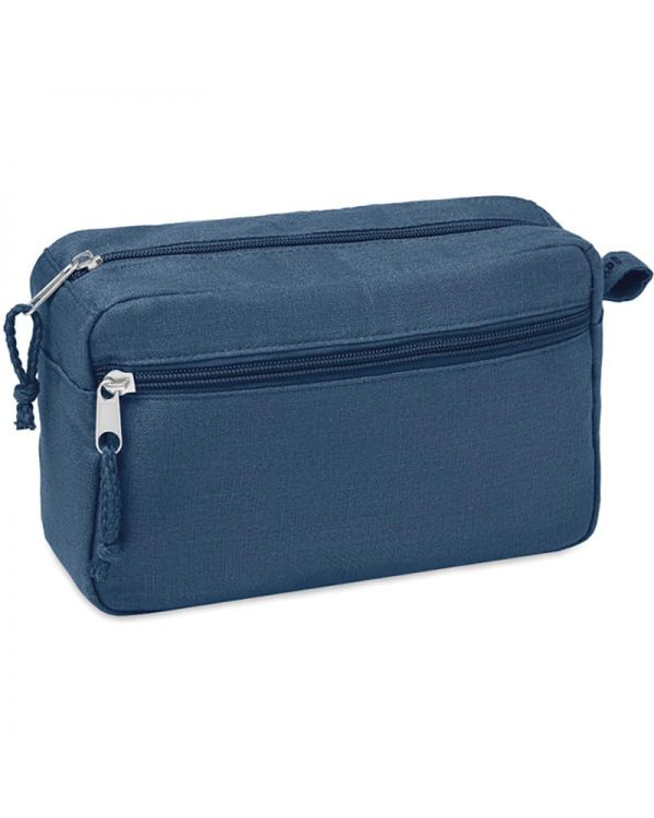 Naima Cosmetic Hemp Toilet Bag Hemp 200 gr/m2