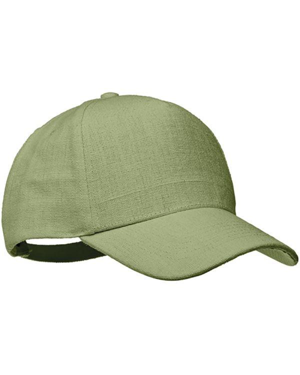 Naima Cap Hemp Baseball Cap 370 gr/m2