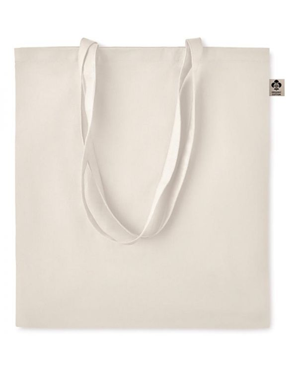 Zimde Organic Cotton Shopping Bag