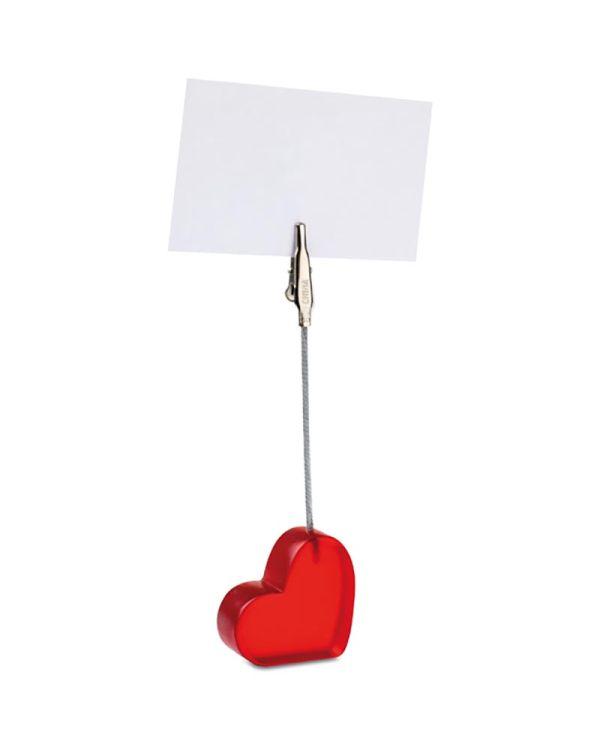 Cliporazon Heart Shape Clip