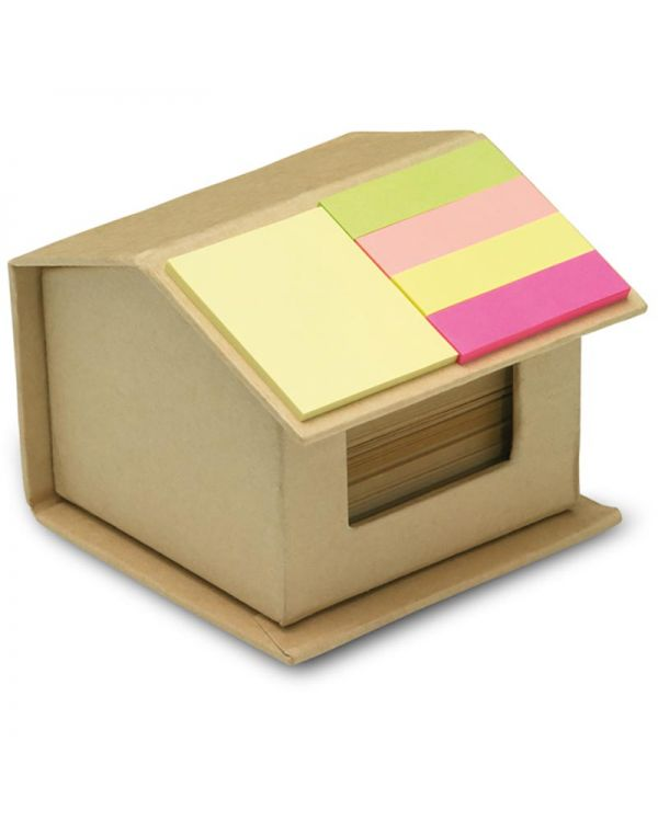 Recyclopad Recycled Carton Sticky Notes