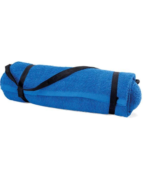 Bolinas Beach Towel With Pillow