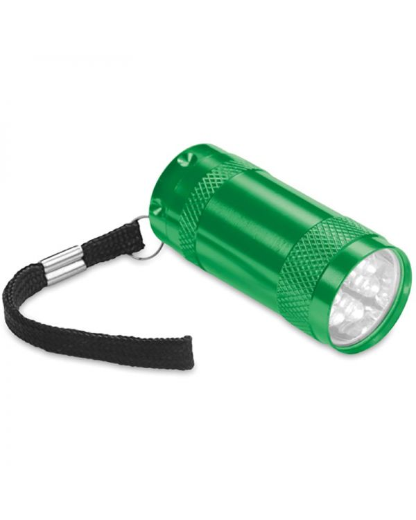 Texas Aluminium Torch With Lanyard