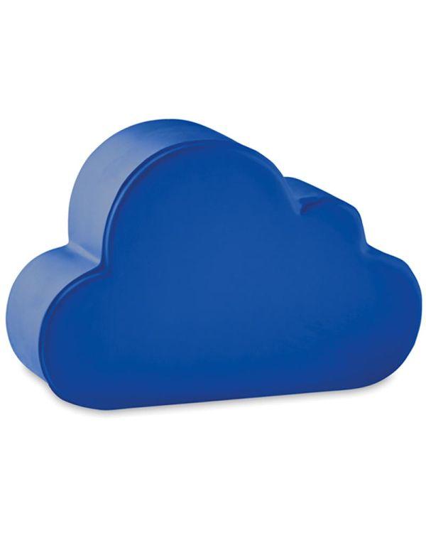 Cloudy Anti-Stress In Cloud Shape