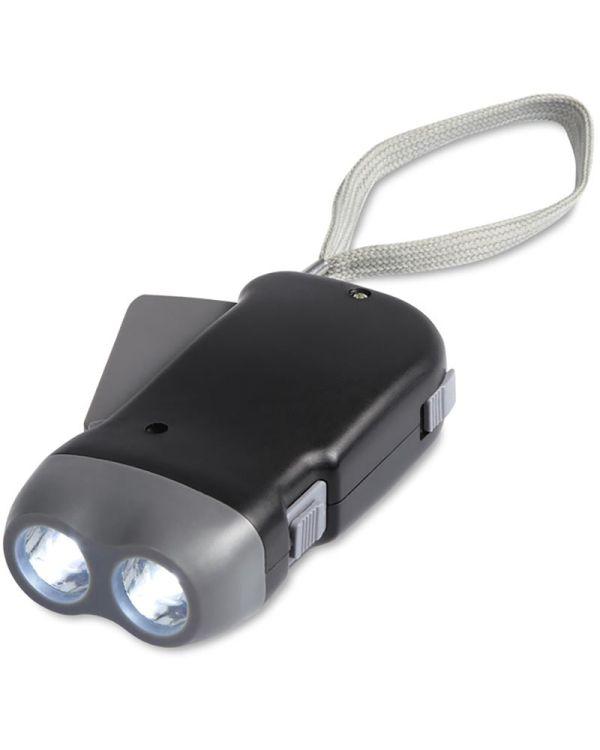 Robin 2 LED Dynamo Torch
