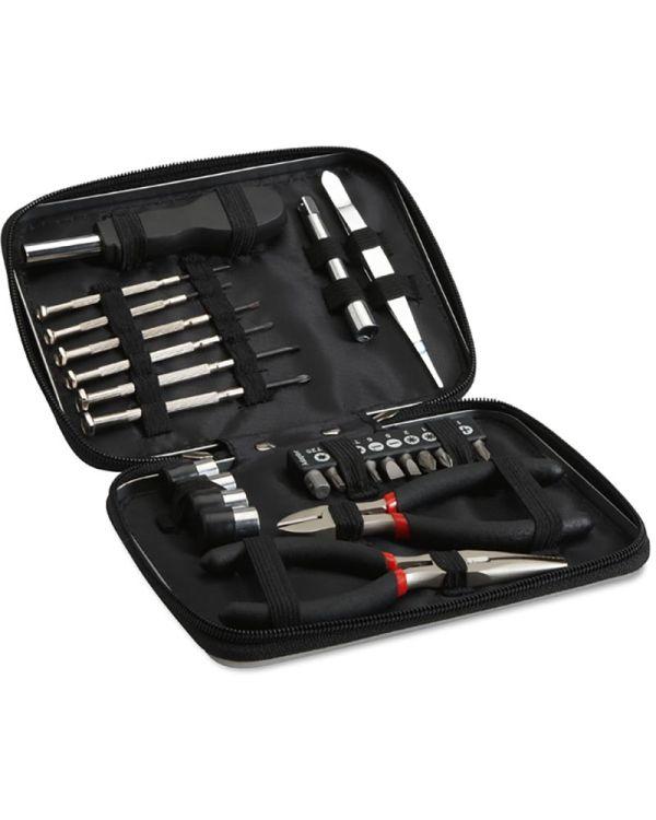 Paul 26 pcs Tool In Aluminium Case