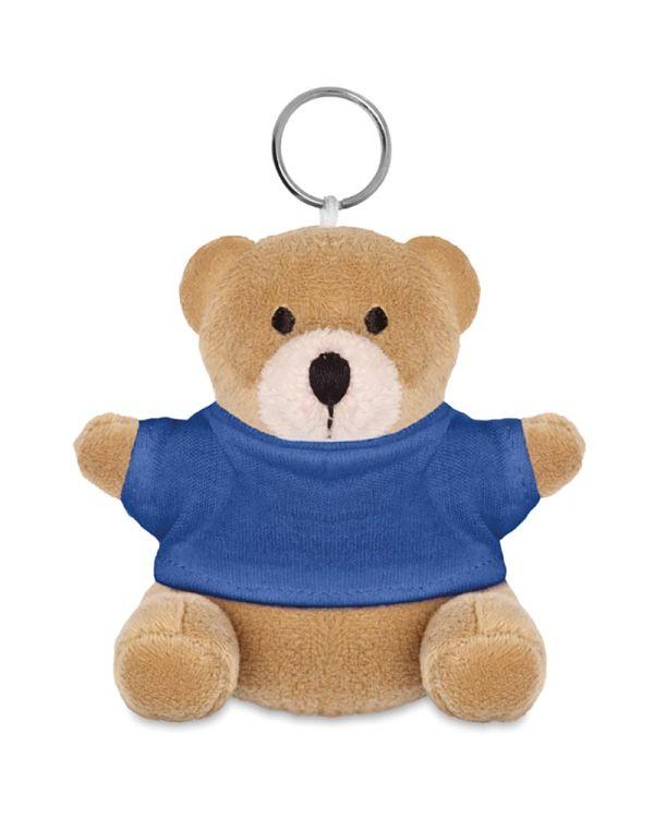Nil Teddy Bear Key Ring