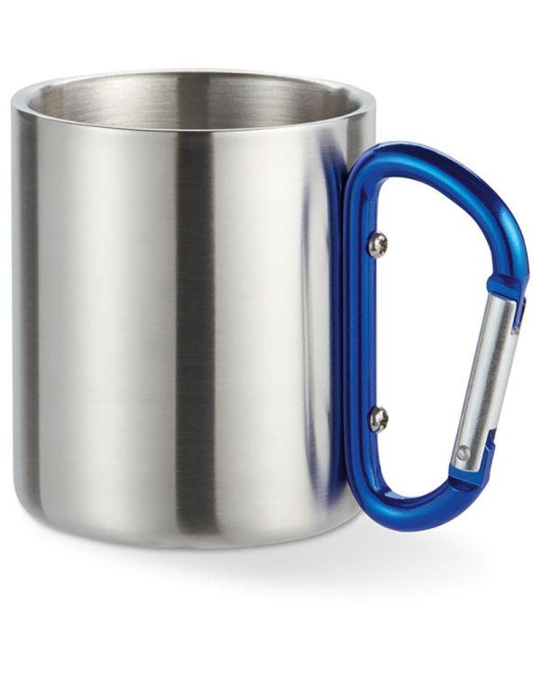 Trumbo Metal Mug & Carabiner Handle