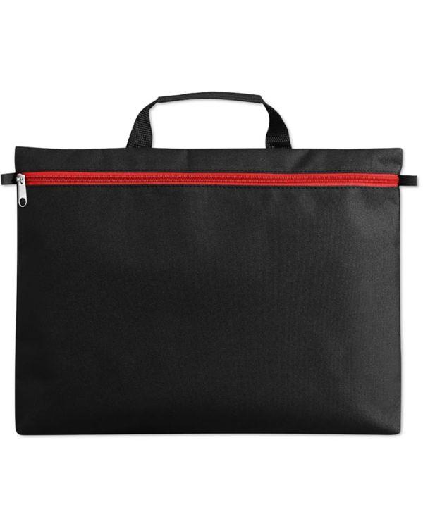 Amanta 600D Polyester Document Bag
