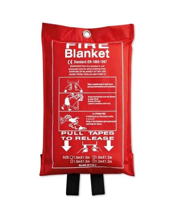 Blake Fire Blanket In A Pouch