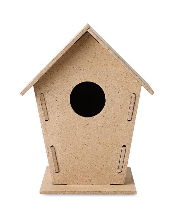Woohouse Wooden Bird House