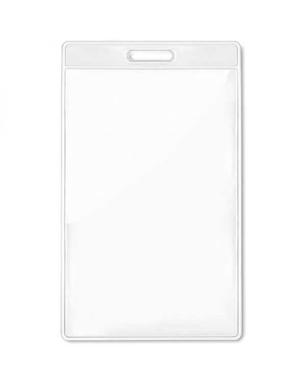 Badgo Transparent Badge 7.5cmx12.5cm
