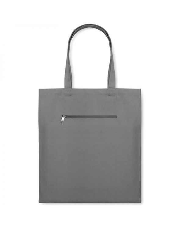 Moura Shopping Bag In Canvas