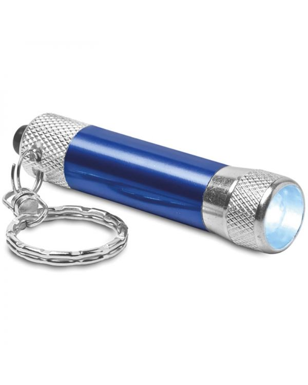 Arizo Aluminium Torch With Key Ring