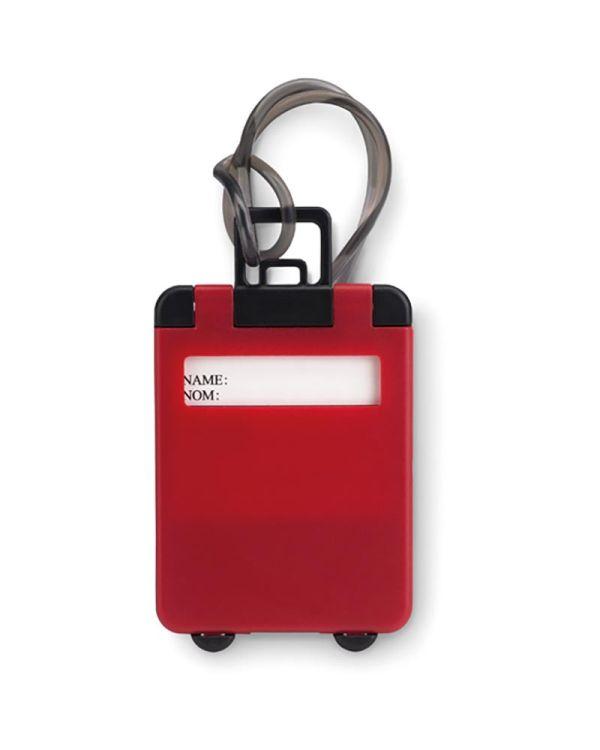 Traveller Luggage Tags Plastic