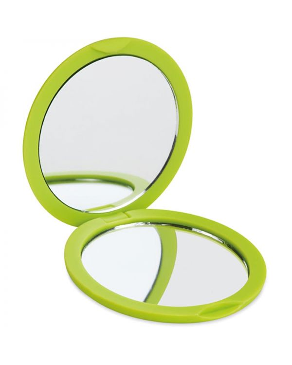 Stunning Double Sided Compact Mirror
