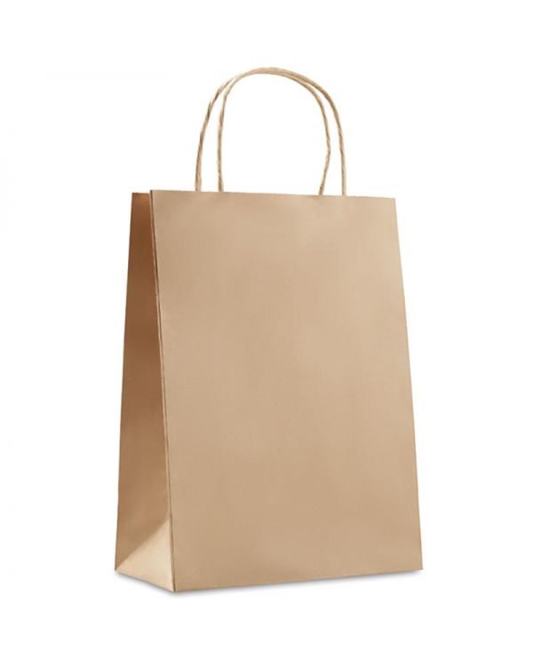 Paper Medium Gift Paper Bag Medium Size