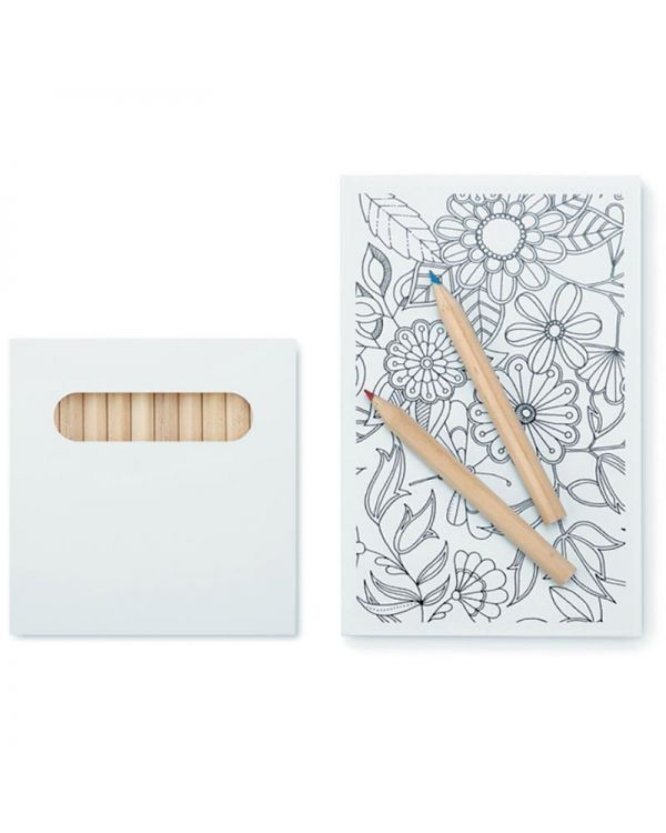 Paint&Relax Drawing Adult Set