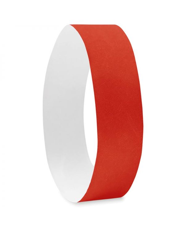Tyvek One Sheet Of 10 Wristbands