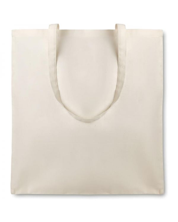 Organic Cottonel Shopping Bag In Organic Cotton
