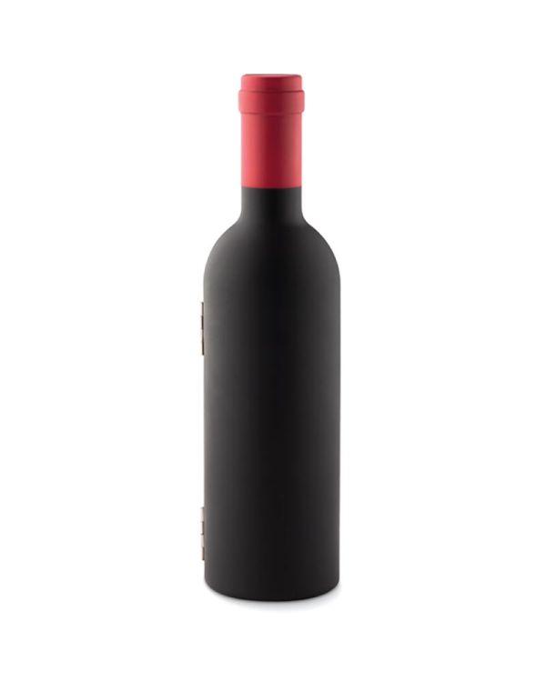 Settie Bottle Shape Wine Set