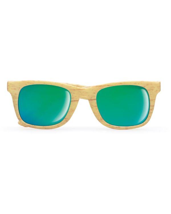 Woodie Wooden Look Sunglasses