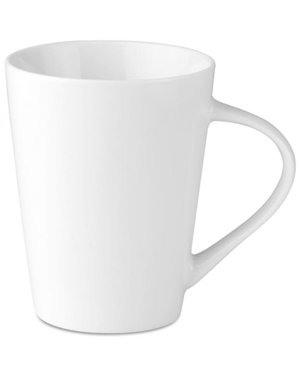 Rome 250 ml Porcelain Conic Mug