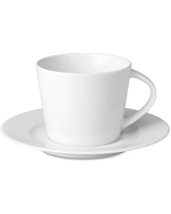 Paris Cappuccino Cup And Saucer