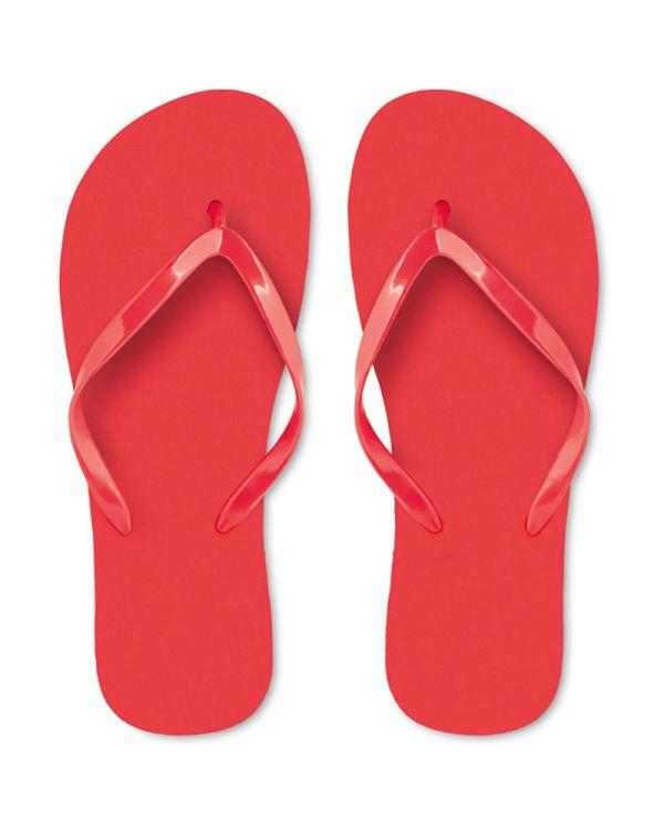 Honolulu Eva Beach Slippers, Size L