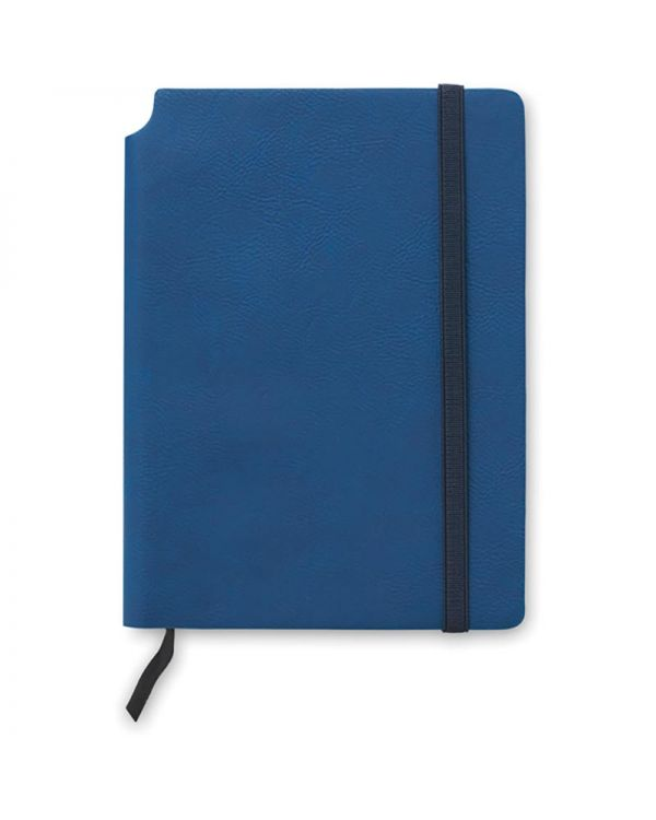 Softnote Notebook PU Cover Lined Paper