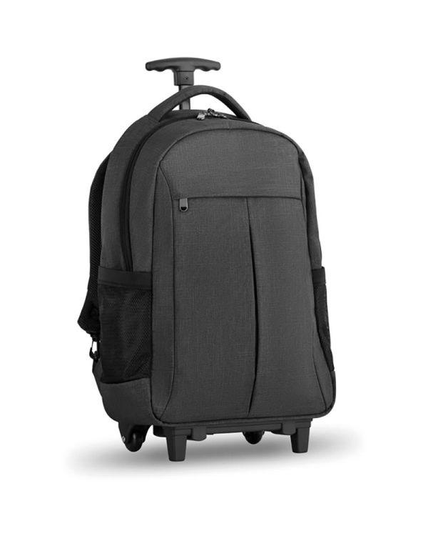 Stockholm Trolley Backpack In 360D