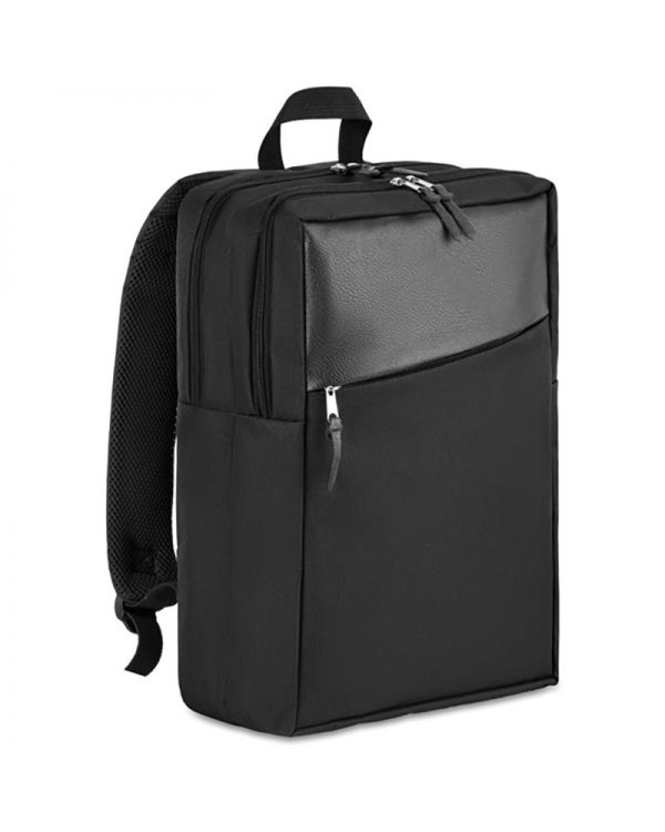 Zagreb 600D 2 Tone Computer Backpack