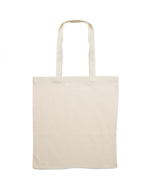 Cottonel + Cotton Shopping Bag 140gsm
