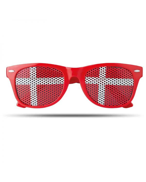 Flag Fun Sunglasses Country